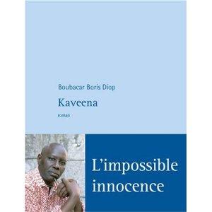 Boubacar Boris Diop, Kaveena. dans Diop Boris Boubacar Boubacar-Boris-Diop-Kaveena.1